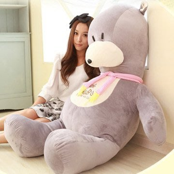 韓版抱抱熊毛絨玩具公仔布布熊大抱熊抱枕玩偶布娃娃女生日禮品