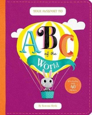 *小貝比的家*ABC OF WORLD/貼紙書/平裝/7~12歲/世界文化