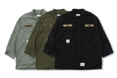 全新 GUARDIAN / JACKET. COTTON. RIPSTOP 罩衫外套(灰/綠/黑)