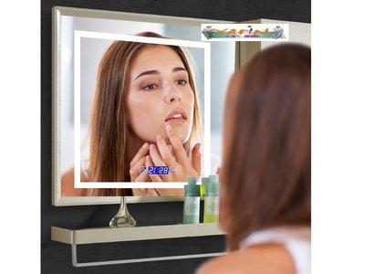 【yapin小舖】衛浴化妝鏡/藝術鏡/燈光鏡/觸摸開關/LED省電/除霧鏡/防霧鏡/玄關鏡/穿衣鏡