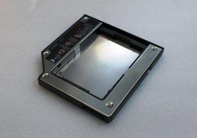 【IBM ThinkPad Ultrabay T400 T400S T410 T420 R400 T500 T510 R500 W500 第二顆硬碟抽取盒】