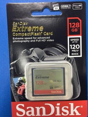 SanDisk CF Extreme 128GB SDCFXSB-128G