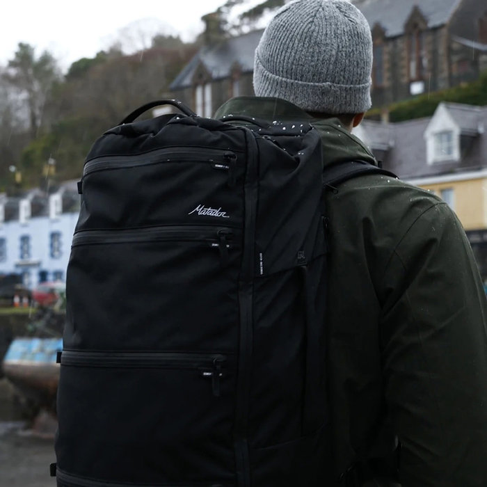 Matador SEG 42L多功能防潑水旅行包/背包 雙肩背包 托特包 攻頂包 多功能 旅行袋 旅行包 露營用品 登山