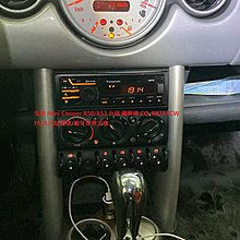 弘群 Mini Cooper R50/R53 升級 國際牌 CQ-RB7ATCW  FM/USB/無碟/藍牙音樂主機