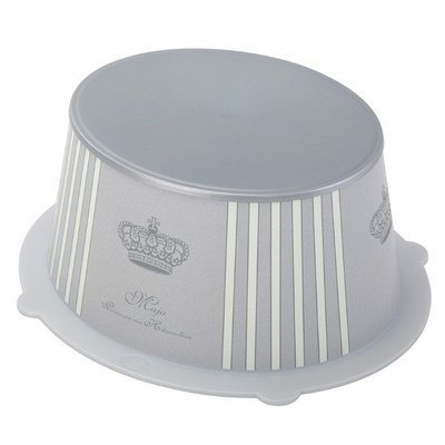 rotho babydesign 寶貝蛋糕椅(貴族銀)