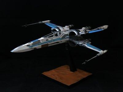 星際大戰 x翼戰機 模型代工