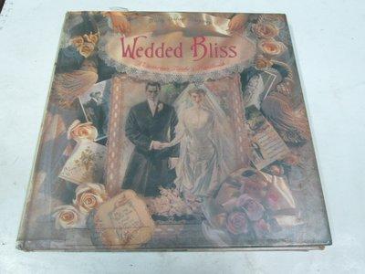 美術專書 2008年 wedded Bliss 1848年故事繪本 精裝本 圖文