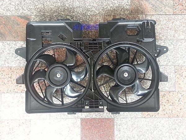 福特 ESCAPE 2.0 TRIBUTE 2.0 全新 水箱 冷氣 風扇總成