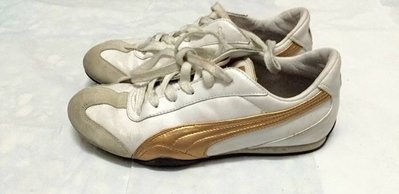 Puma 全皮面 休閒運動鞋 賽車鞋