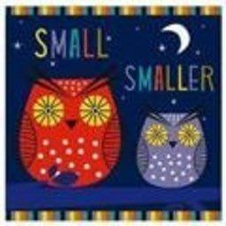 *小貝比的家*SMALL SMALLER SMALLEST /硬頁書