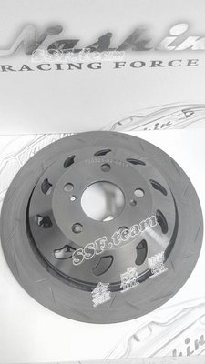 NASHIN - 世盟原廠尺寸交換型劃線碟盤 /  VW  TIGUAN   專用