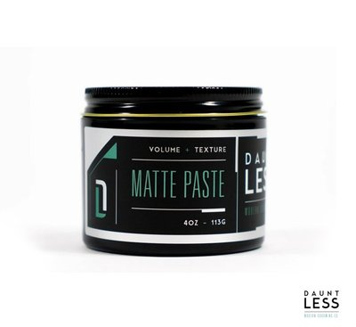 GOODFORIT / 美國Dauntless Matte Paste古龍香氣無光澤髮泥/4OZ