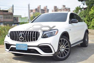 [派德車業]賓士 Benz GLC改GLC63前保桿套件