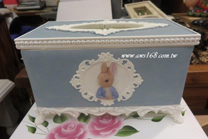 全新上市 彼得兔面紙盒