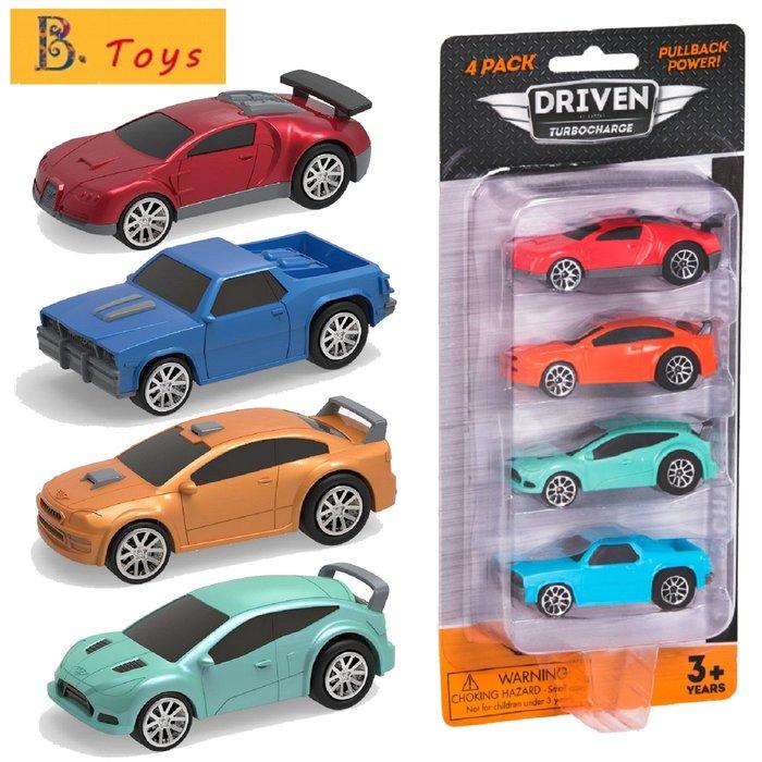 B.Toys 超級渦輪迴力車隊 §小豆芽§ B.Toys 1121超級渦輪迴力車隊 Wonder Wheels系列