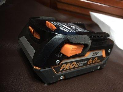 (售完)全新原廠 RIDGID 里奇 AEG 18V 6.0 6A 鋰電池
