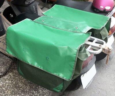 [樂農農] 防水機車側掛袋 送貨袋 便當袋 送報袋 派報袋 無隔板