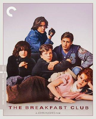 迷俱樂部|早餐俱樂部 [藍光BD] 美國CC標準收藏The Breakfast Club經典校園電影 Criterion