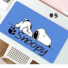 誘惑 ? 滑鼠墊 史努比 snoopy 可愛 防水辦公桌墊 滑鼠墊 6款 現貨