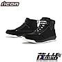 ❖茂木站 MTG❖ 美國 ICON 1000 休閒款 Truant 2 真皮 運動 街頭 防滑 騎士 車靴 雙色 。黑