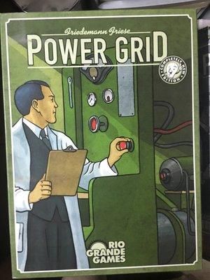 90% new Power Grid + 100% new expansion