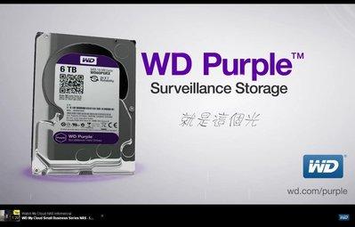 就是這個光 4T 紫標 WD Purple 監控專用硬碟 3年免費保固