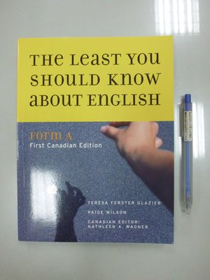 D6-3cd☆『The Least You Should Know about English:Form A』