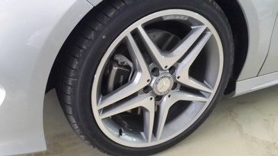 國豐動力 W176 W168 W169 W245 W246 AMG 原廠18吋中古鋁圈 單價 歡迎洽詢