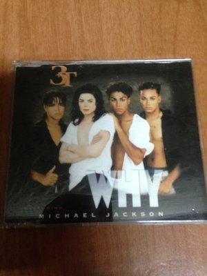 (單曲) 3T WHY (Featuring Michael Jackson) 麥可傑克森