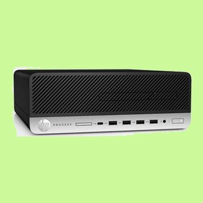 5Cgo【聯強】HP 600G4SF/i5 8500/4G/1TB/DRW/SD高階小型商用電腦 5CP13PA含稅