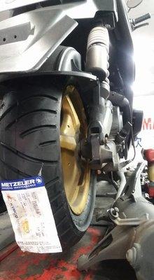 欣輪車業  象牌 ME7  120/70-12 安裝1900元 現胎