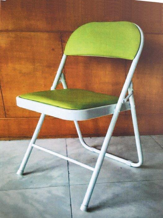 【南洋風休閒傢俱】時尚餐椅系列-玄彩折合橋牌椅 有背餐椅 皮面餐椅 簡約時尚 設計餐椅 (CY367-7)