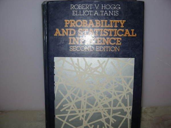二姑書坊 :   PROBABLLITY AND  STATISTICAL INFERENCE
