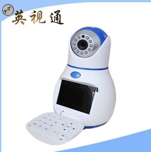 英視通SJG-T3A網路電話機獨家套裝 智慧報警 多種錄影方式 533