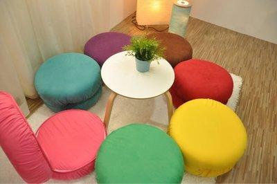 椅的世界 [吃不壞的馬卡龍] 造型椅 沙發 布沙發單人沙發椅
