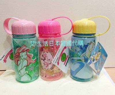 日本 迪士尼 愛麗絲//米妮 透明水壺/水瓶