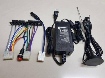 豐田 TOYOTA-CAMRY,VIOS,ALTIS,RAV4,WISH,YARIS 原廠汽車音響主機 改家用音響線組
