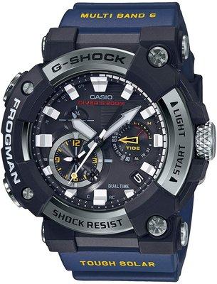 日本正版 CASIO 卡西歐 G-Shock GWF-A1000-1A2JF 手錶 潛水錶 電波錶 太陽能充電 日本代購