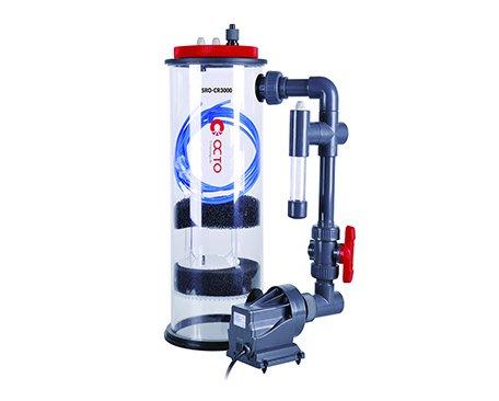 《魚趣館》OCTO-130107 章魚哥OCTO專業型鈣反應器 (1400~2100L) SRO-CR5000