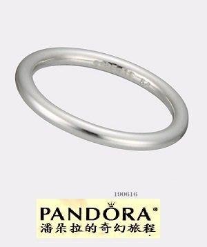 潘朵拉我最便宜{{潘朵拉的奇幻旅程}} Quietly Spoken Ring Size 50 190616