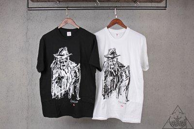 【HYDRA】Supreme Yohji Yamamoto Scribble Portrait Tee【SUP454】