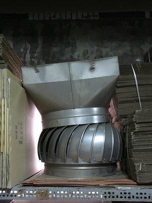 久放 生鏽 未使用 鐵皮屋 通風球 不鏽鋼 屋頂通風器 散熱球 20吋
