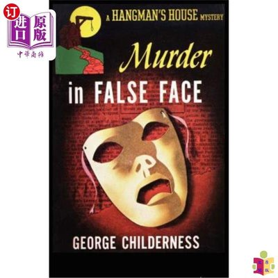 [文閲原版]Murder in False Face