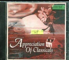 *還有唱片行* APPRECIATION OF CLASSICALS 二手 Y8198 (49起拍)