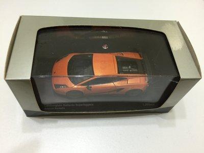 kyosho Lamborghini Gallardo Superleggera Orange