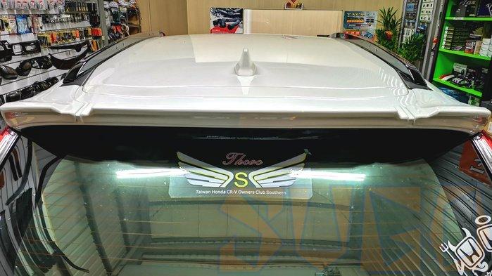 SUGO汽車精品 本田HONDA CRV 5代 專用類無限款尾翼