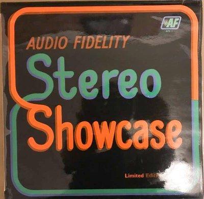 [發燒黑膠] Audio Fidelity - Stereo Showcase