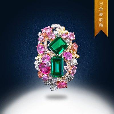 【高品珠寶】首席設計師系列作品-Mysterious Wish-極致夢幻的魅力與感動-3月