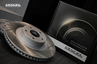 DIXCEL【SD type】TOYOTA WISH 09-14 (R)後輪 劃線煞車碟盤 原裝進口 總代理公司貨
