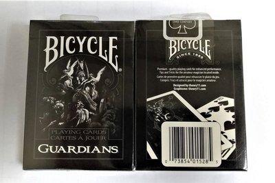 撲克牌 BICYCLE GUARDIAN 守衛牌